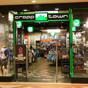 CroppTown Ülemiste Keskus Tallinna