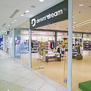 Denim Dream Kristiine Keskus Tallinna