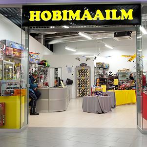 Hobimaailm Rocca al Mare Tallinna