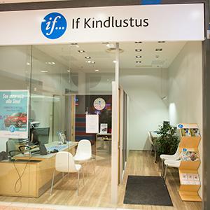 If Kindlustus Kristiine Keskus Tallinna