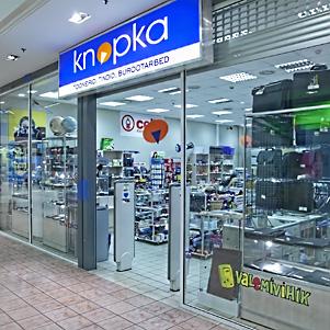 Knopka Kristiine Keskus Tallinna