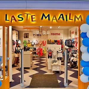 Laste Maailm Rocca al Mare Tallinna