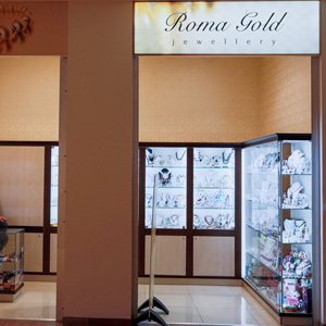 Roma Gold Kristiine Keskus Tallinna