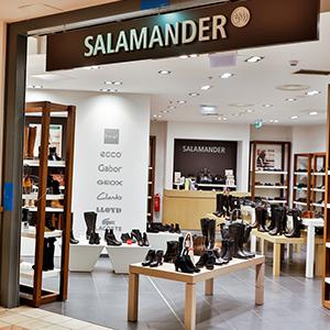 Salamander Kristiine Keskus Tallinna