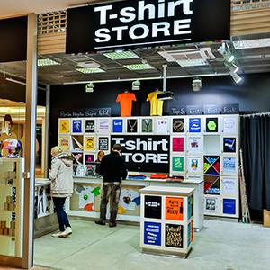 T-shirtstore Kristiine Keskus Tallinna