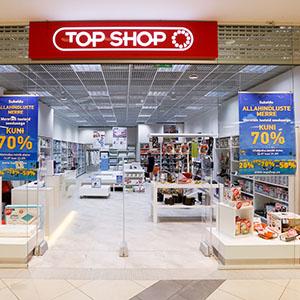 Top Shop Kristiine Keskus Tallinna
