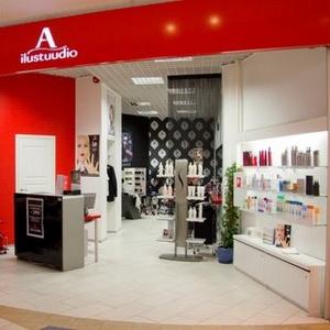 A-Ilustuudio kauneushoitola Ülemiste Keskus Tallinna