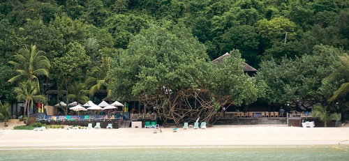 Ao Prao Resort Koh Samet Thaimaa