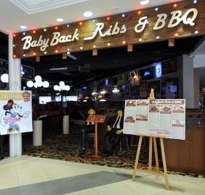 BabyBack Ribs & BBQ ravintola Kristiine Keskus Tallinna