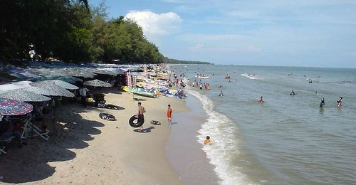 Cha Am Thaimaa