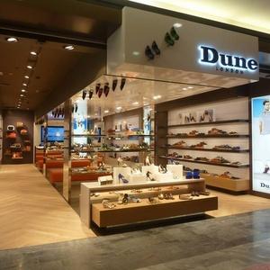 Dune London kenkäkauppa Viru Keskus Tallinna