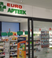 Euroapteek apteekki Järve Keskus Tallinna