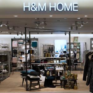 H&M Home sisustusliike Ülemiste Keskus Tallinna