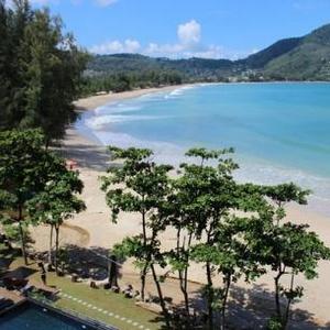 Kamala Beach ranta Thaimaa