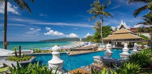 Karon Beach Thaimaa