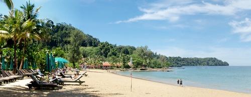 Khao Lak ranta Thaimaassa
