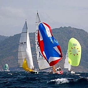 King's Cup Regatta Thaimaa