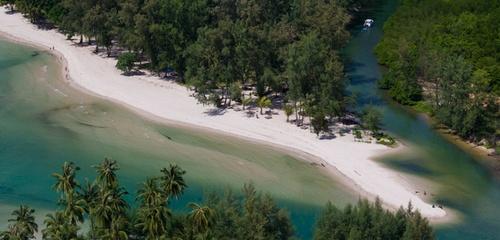 Klong Prao Beach Koh Chang Thaimaa