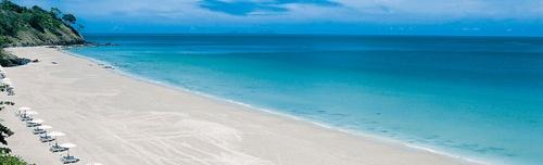 Koh Lanta rannikko Thaimaa