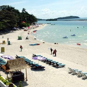 Koh Samuin saari Thaimaa