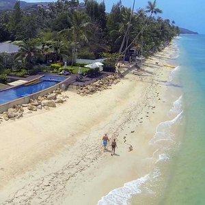 Maenam Beach Koh Samui Thaimaa