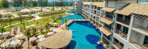 Mai Khao Lak Beach Resort Thaimaa