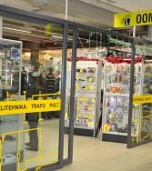 Oomipood elektroniikkakauppa Järve Keskus Tallinna