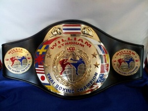 Thai boxing Koh Lanta Thaimaa
