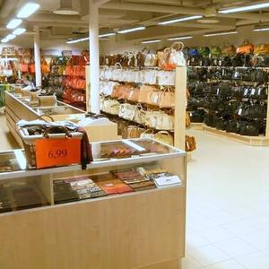 Trendy Bags laukkukauppa Mustika Keskus Tallinna