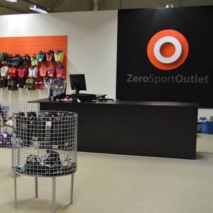 Zero Sport Outlet myymälä Mustika Keskus Tallinna