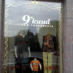 9 Kuud äitiysvaatekauppa Pärnu maantee Tallinna