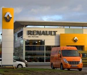 ABC Motors Renault autokauppa Tallinna