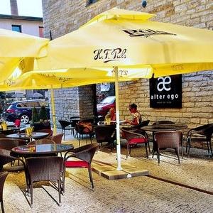 Alter Ego ravintola Rotermann Tallinna
