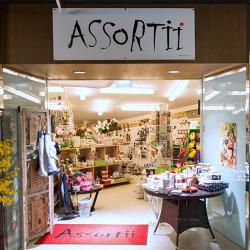 Assortii lahjatavarakauppa Rotermann Tallinna