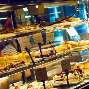 Cafe Lyon ranskalainen kahvila Tallinna