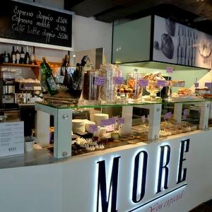 Cafe More kahvila Viru Keskus Tallinna