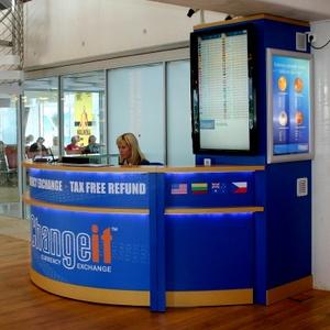 Change IT valuutanvaihto Tallinnan lentokenttä