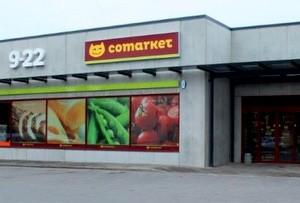 Comarket ruokakauppa Laagri Tallinna