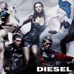 Diesel vaatteet