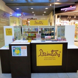 Dzintars kosmetiikkakauppa