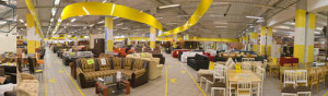 Gigant Mööbel Outlet huonekalukauppa Tallinna