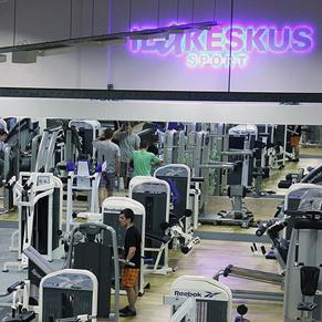 Idakeskus Sport kuntokeskus Tallinna