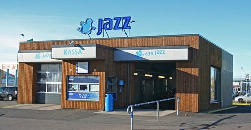 Jazz autopesula Mustakivi Tallinna