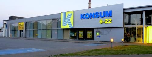 Konsum Kadaka ruokakauppa Tallinna