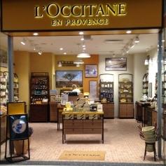 L'Occitane en Provence kosmetiikkakauppa Ülemiste Keskus Tallinna