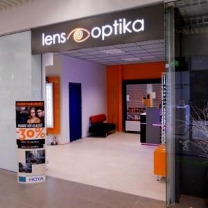 Lens Optika optikkoliike Sikupilli Keskus Tallinna