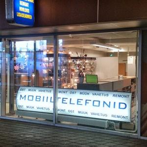 Limikon matkapuhelinkauppa Viru Keskus Tallinna