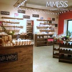 Mimesis Looduskosmeetika kosmetiikkakauppa Telliskivi Loomelinnak Tallinna