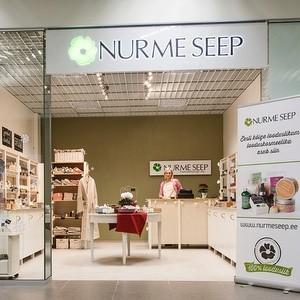 Nurme Seep saippuakauppa Sikupilli Keskus Tallinna