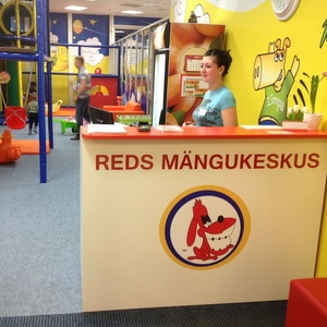 Reds Mängukeskus leikkipaikka Ülemiste  Keskus Tallinna